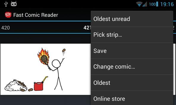 Xkcd plugin for FCR apk screenshot