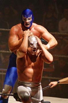Mexican Wrestling Wallpapers screenshot 1