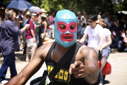 Mexican Wrestling Wallpapers screenshot 2