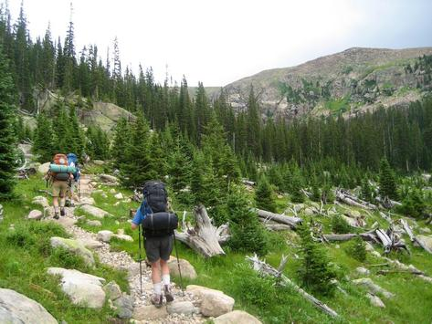 Colorado Hiking Wallpapers apk screenshot