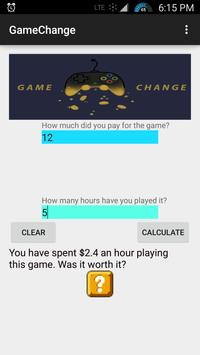 GameChange apk screenshot