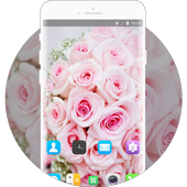 Theme for Nokia Lumia 735 Rose wallpaper icon