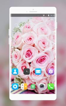 Theme for Nokia Lumia 735 Rose wallpaper poster