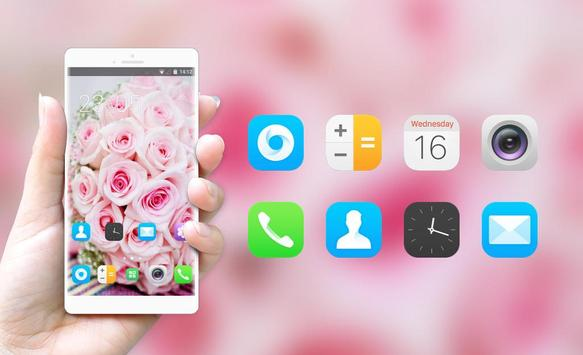 Theme for Nokia Lumia 735 Rose wallpaper screenshot 3