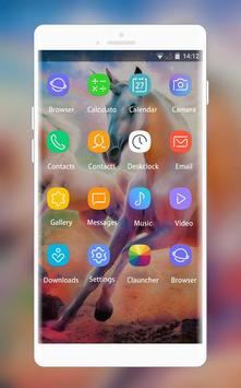 Unicorn Theme for Nokia Lumia Wallpaper screenshot 1