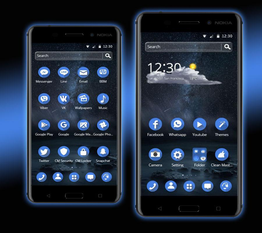 Launcher for Nokia 6 for Android - APK Download