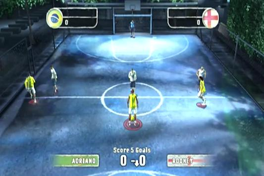 New FIFA Street 2 Hint screenshot 3
