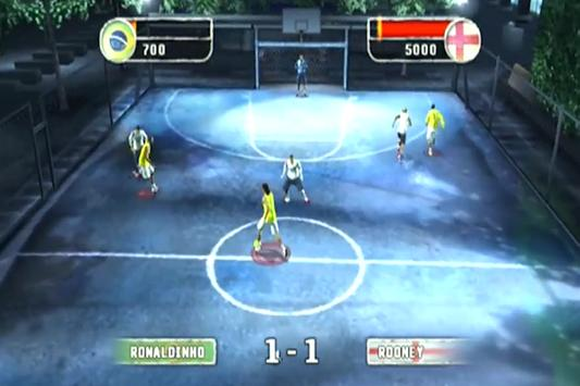 New FIFA Street 2 Hint screenshot 1