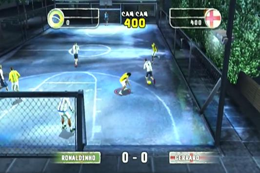 New FIFA Street 2 Hint screenshot 2