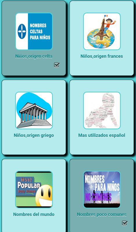 Nombres De Bebes For Android Apk Download