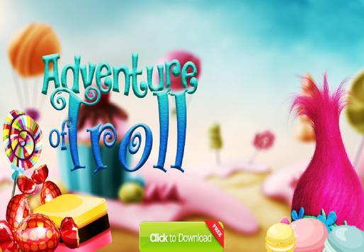 Candy troll adventure apk screenshot