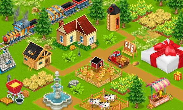 Big Farm captura de pantalla 2