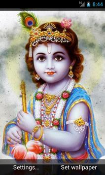 Shree Krishna 3D Transitions Poster