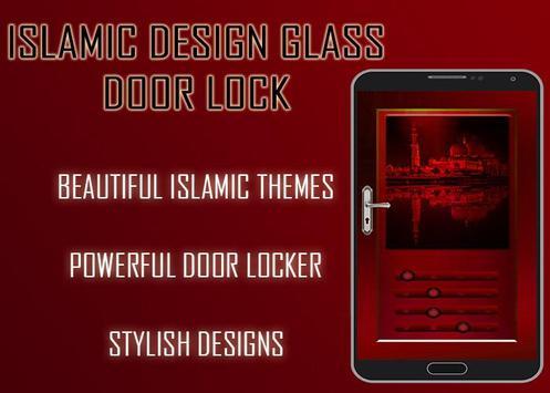 Mosque Door Lock poster