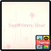 norangbox simple flower K icon