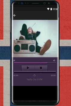 Norway Radio Noruega screenshot 1