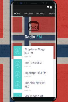 Norway Radio Noruega screenshot 4