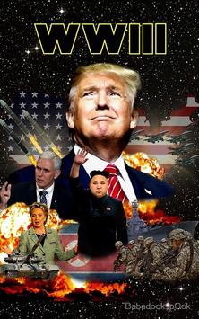 Nostradamus 2018 Predictions poster