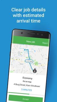 City Cabs Windhoek Driver screenshot 2