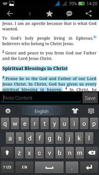ESV English Study Bible apk screenshot
