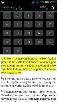 Haitian Holy Bible screenshot 1