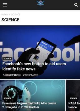 National Updates News screenshot 3