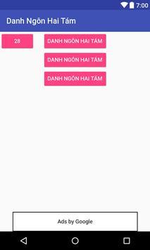 Danh Ngôn Hai Tám apk screenshot