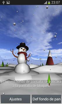 Christmas 3D Live Wallpaper screenshot 7