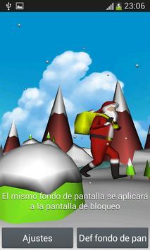 Christmas 3D Live Wallpaper screenshot 5