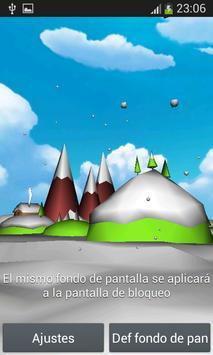 Christmas 3D Live Wallpaper screenshot 6