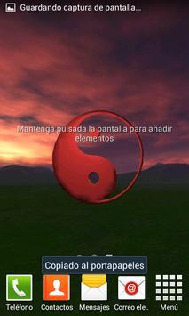 Yin Yang 3D Live WallPaper screenshot 2