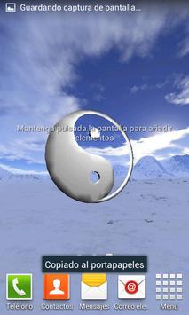 Yin Yang 3D Live WallPaper screenshot 4