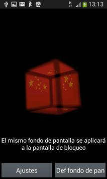 China 3D Live Wallpaper apk screenshot