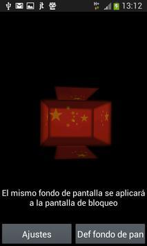 China 3D Live Wallpaper poster