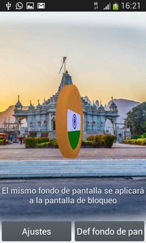 India 3D Live Wallpaper apk screenshot
