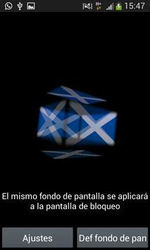 Scotland 3D Live Wallpaper poster