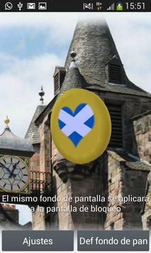Scotland 3D Live Wallpaper apk screenshot