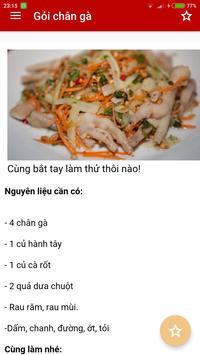 Công Thức Nấu Ăn screenshot 4