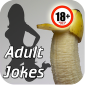 Adult Jokes 18+ only icon