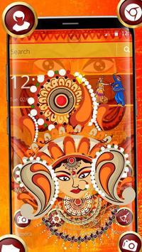 Navratri Durga Theme screenshot 1