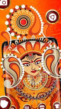 Navratri Durga Theme screenshot 2