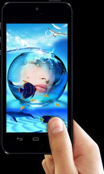 Aquarium Photo Frames apk screenshot