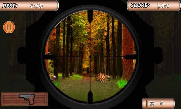Tiger Hunter Wild Life screenshot 11
