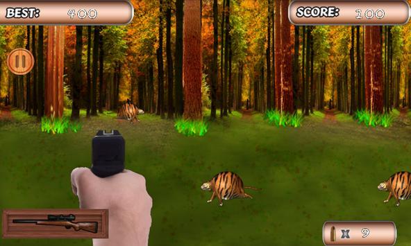 Tiger Hunter Wild Life screenshot 12