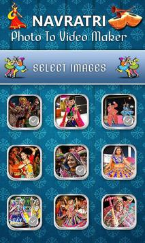 Navratri Garba Video Maker screenshot 1