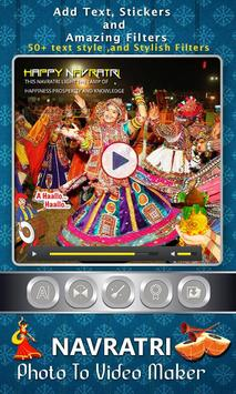Navratri Garba Video Maker screenshot 2
