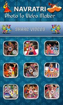 Navratri Garba Video Maker screenshot 4