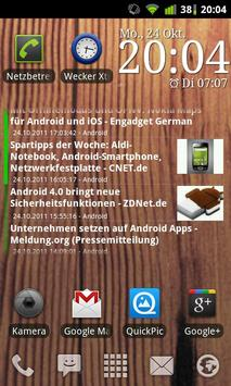 Scrollable News Widget AtomaRS poster
