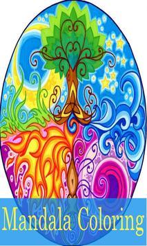 Mandala Coloring Steps Tutorial Videos screenshot 1