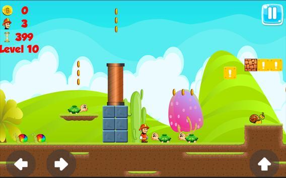 Super Mary's World apk screenshot